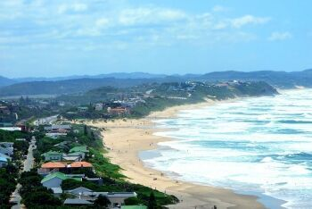 Beach at Wilderness, Garden Route