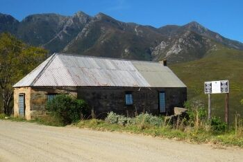 Old Tollhouse, Montagu Pass, George District