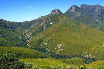 Montagu Pass George to Oudtshoorn