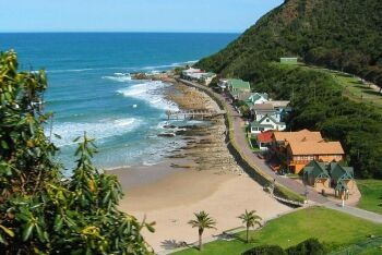 Victoria Bay, near George, Garden Route